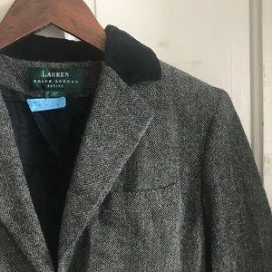Ralph Lauren Blazer, Petite Wool Blazer